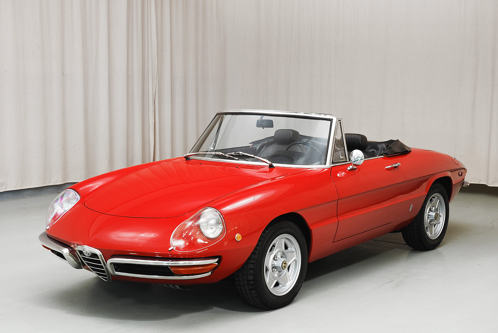 1969 alfa-romeo duetto convertible | hyman ltd. classic cars