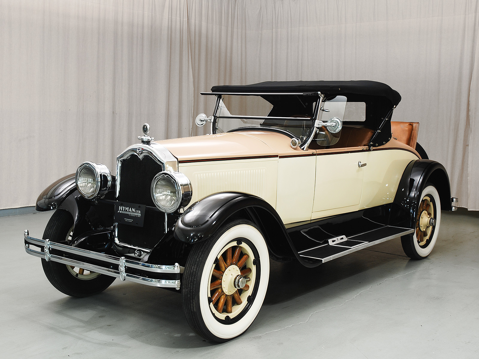 1926 Buick Master Sports Roadster Hyman Ltd Classic Cars