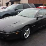 Local Ferrari Club Visits Hyman LTD   Buy Classic Ferrari at Hyman LTD