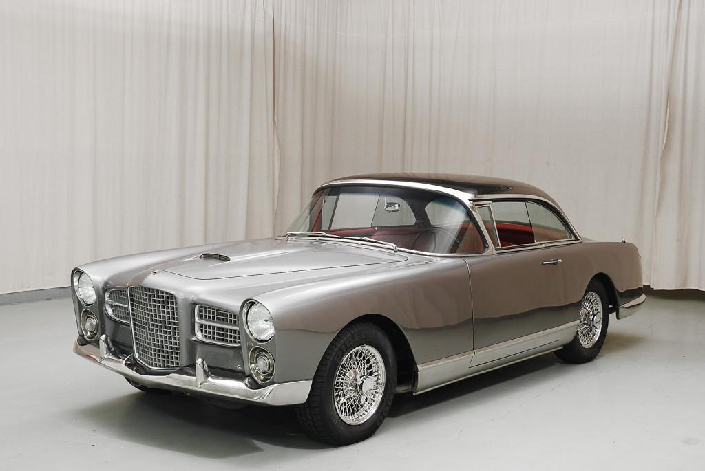 1960 Facel Vega Hk500 Hyman Ltd