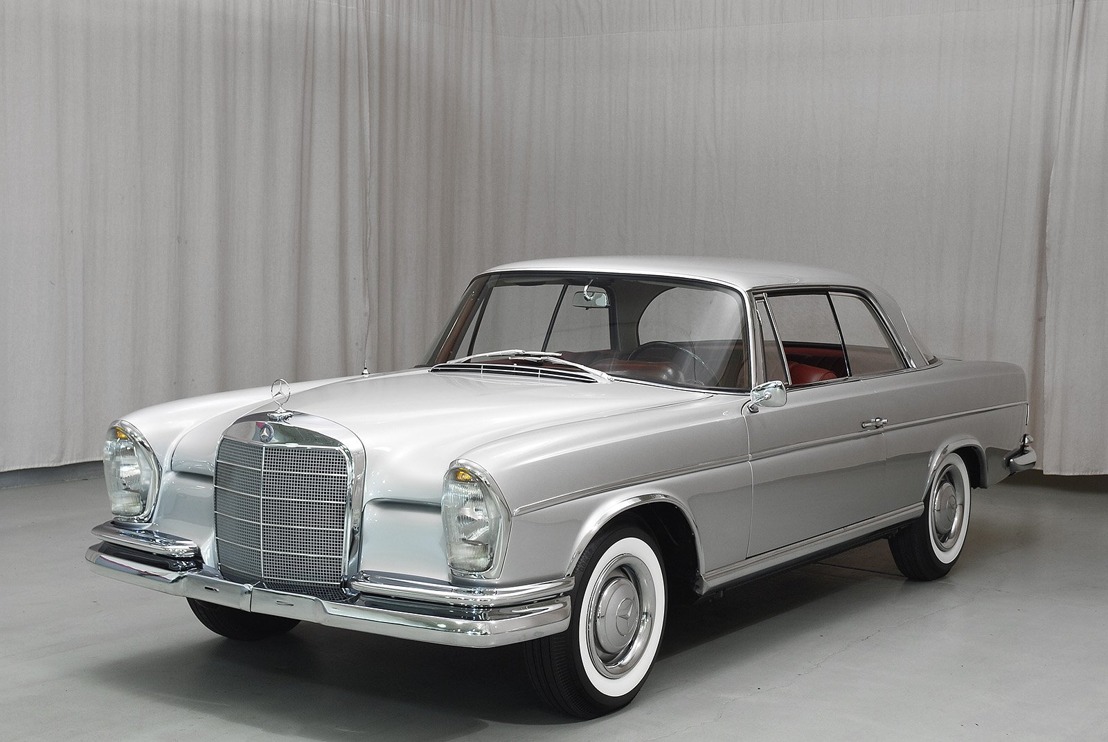 1965 Mercedes Benz 300se Coupe Hyman Ltd