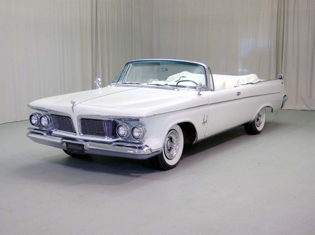 1962 Chrysler Crown Imperial Classic Car For Sale | Buy 1962 Chrysler Crown Imperial at Hyman LTD