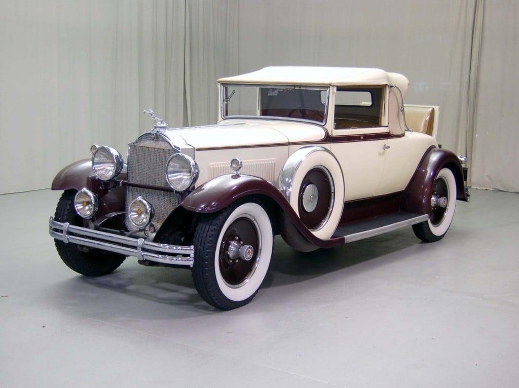 1931 Packard 833 Classic Car For Sale | Buy 1931 Packard 833 at Hyman LTD