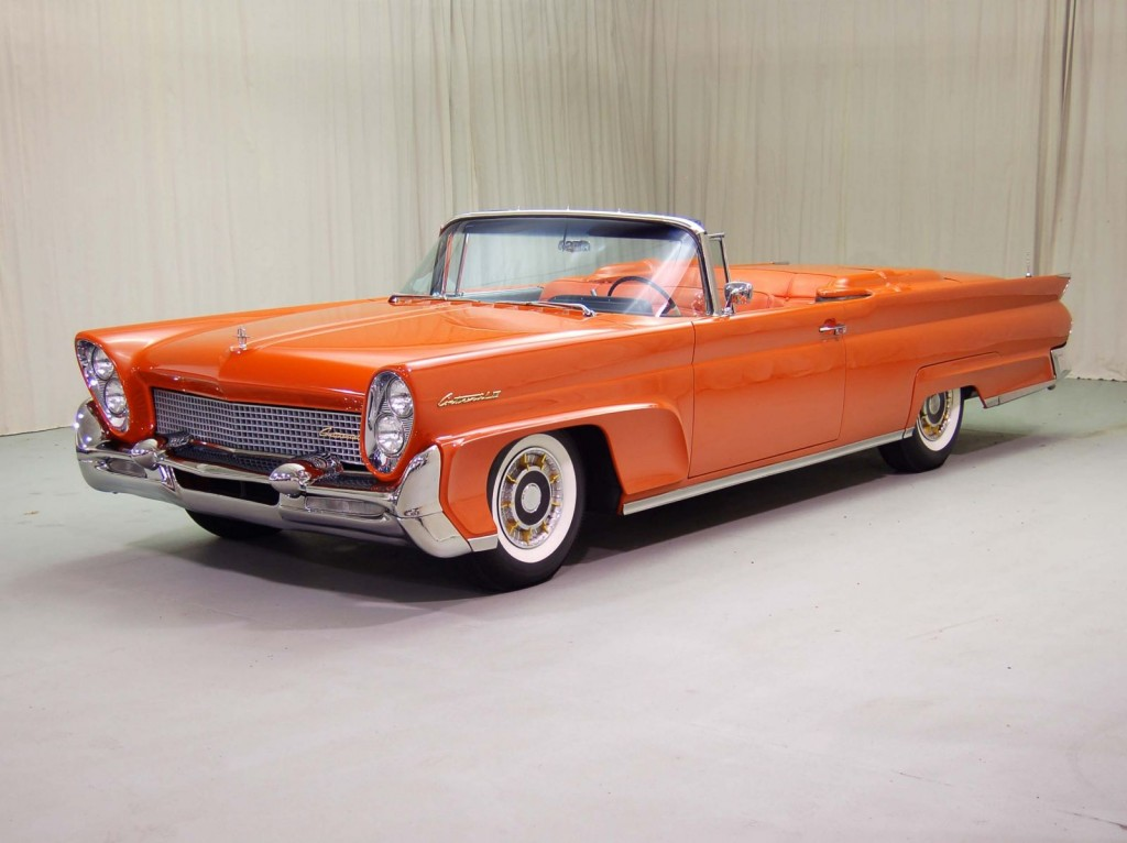 1958 Lincoln MKIII Convertible Classic Car For Sale | Buy 1958 Lincoln MKIII Convertible at Hyman LTD