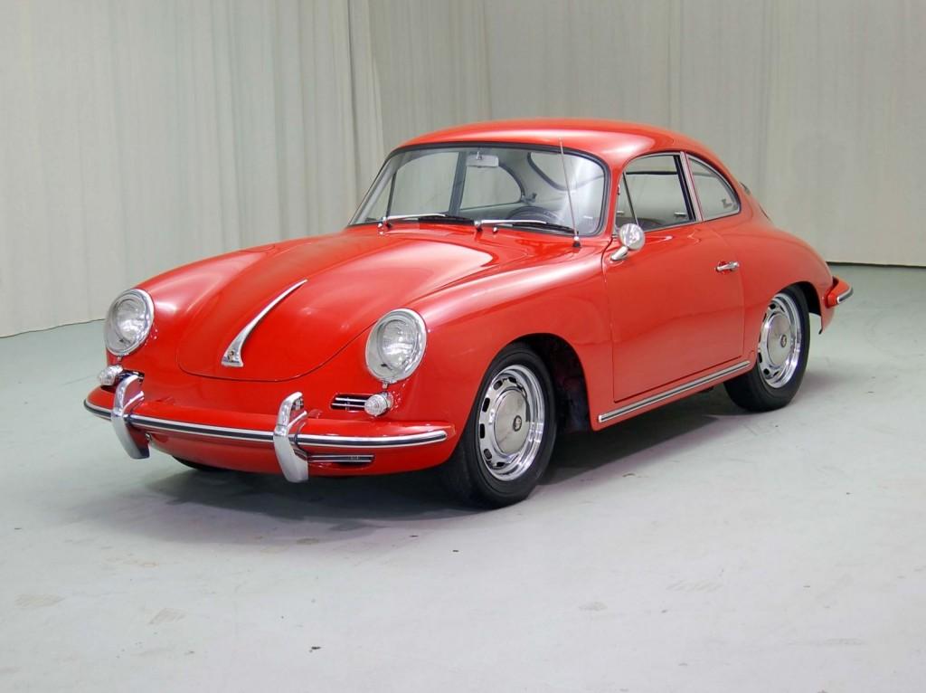 1963 Porsche 356 Classic Car For Sale | Buy 1963 Porsche 356 at Hyman LTD