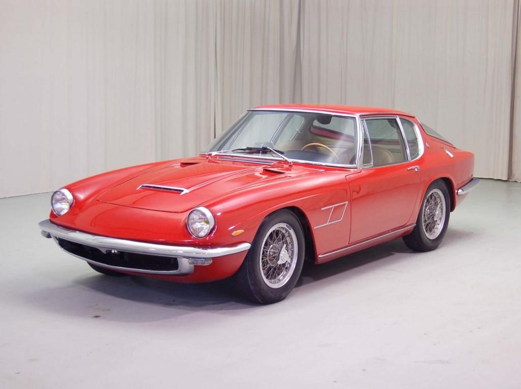 1968 Maserati Mistral Classic Car For Sale | Buy 1968 Maserati Mistral at Hyman LTD