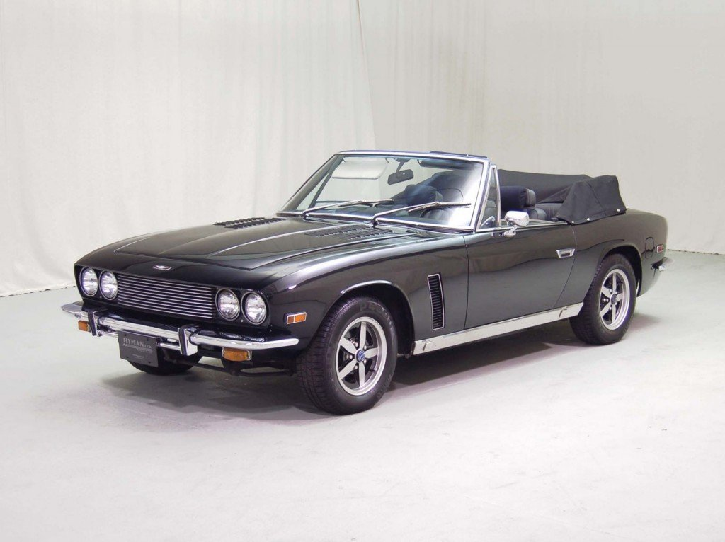 1975 Jensen Interceptor Classic Car For Sale | Buy 1975 Jensen Interceptor at Hyman LTD