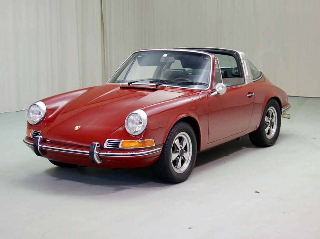 1971 Porsche 911 T Classic Car For Sale | Buy 1971 Porsche 911 T at Hyman LTD