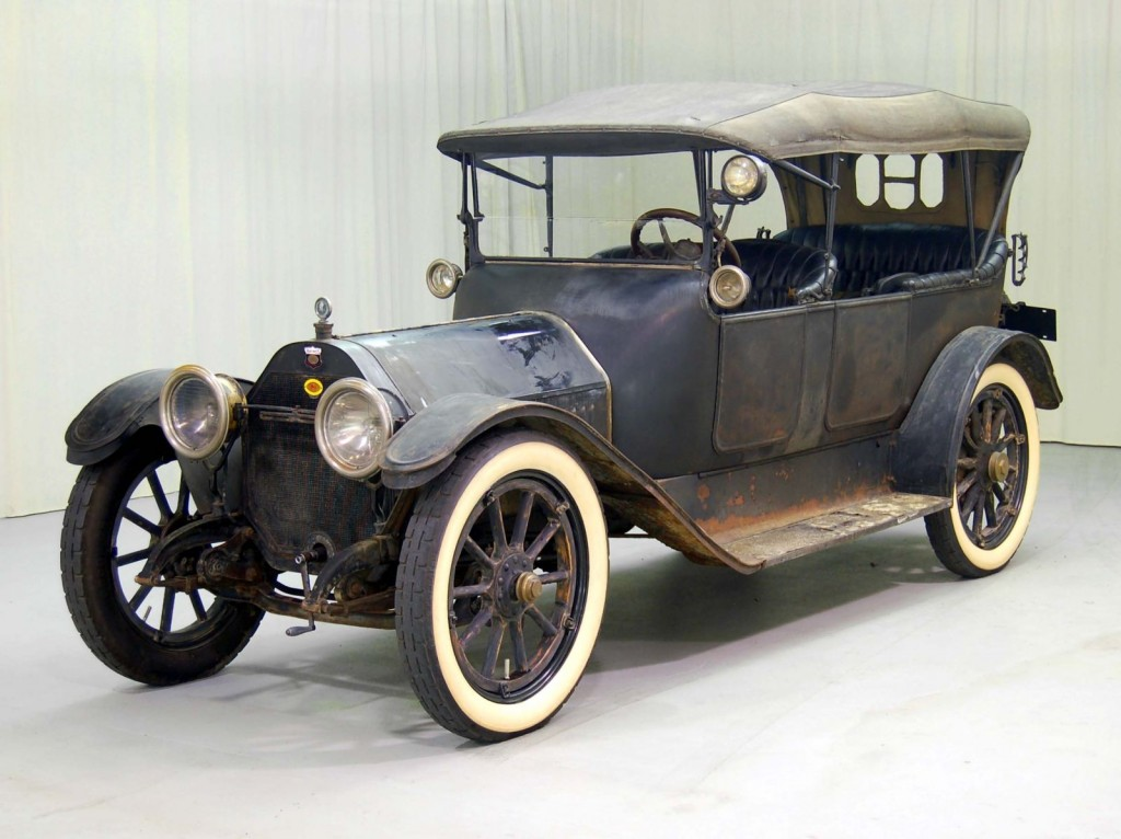 1914 Haynes Model 27 Classic Car For Sale | Buy 1914 Haynes Model 27 at Hyman LTD