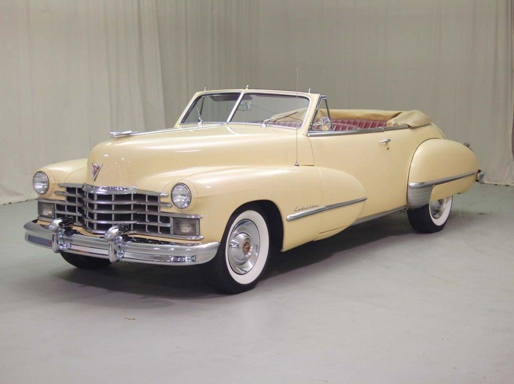 1947 Cadillac Convertible For Sale | Buy 1947 Cadillac Convertible at Hyman LTD