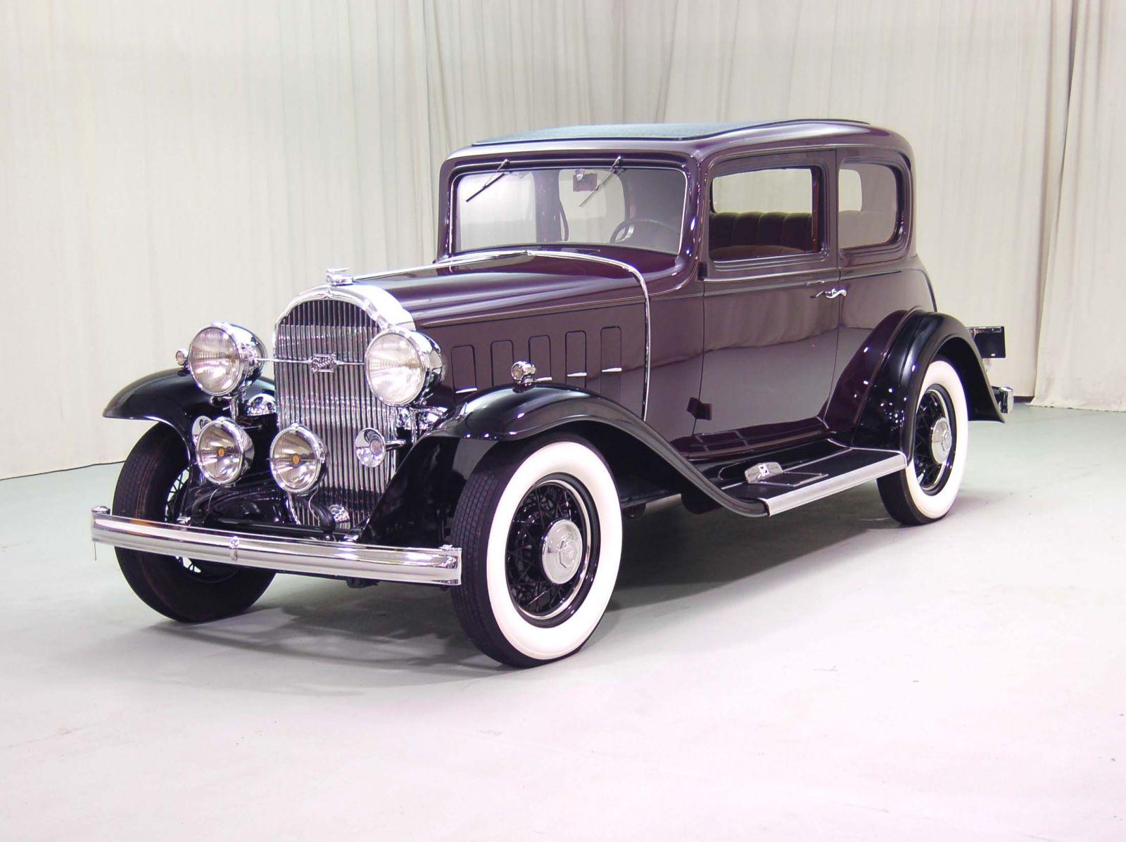 1932 Buick Victoria   Hyman Ltd. Classic Cars