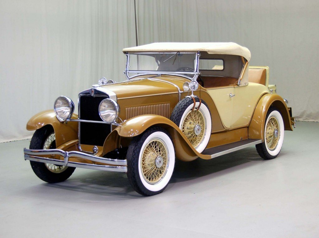 1929 Hupmobile Classic Car For Sale | Buy 1929 Hupmobile at Hyman LTD