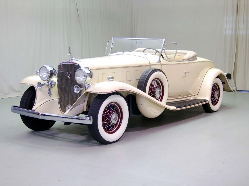 1932 Cadillac V16 Classic Car For Sale | Buy 1932 Cadillac V16 at Hyman LTD