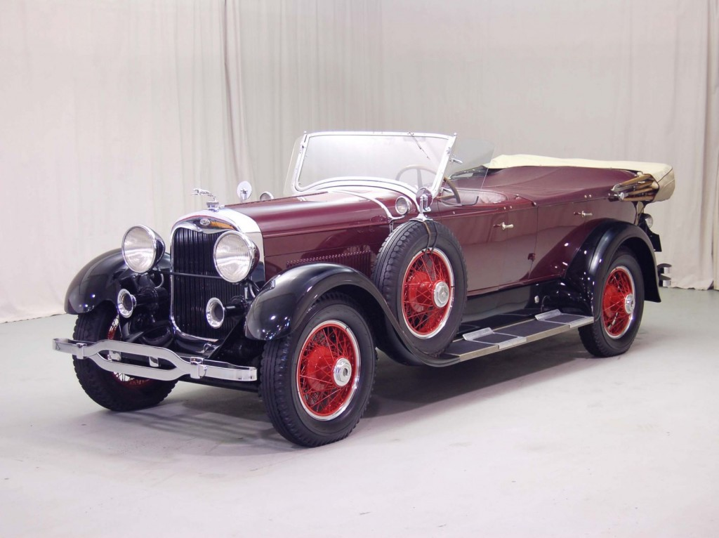 1928 Lincoln Touring Classic Car For Sale | Buy 1928 Lincoln Touring at Hyman LTD