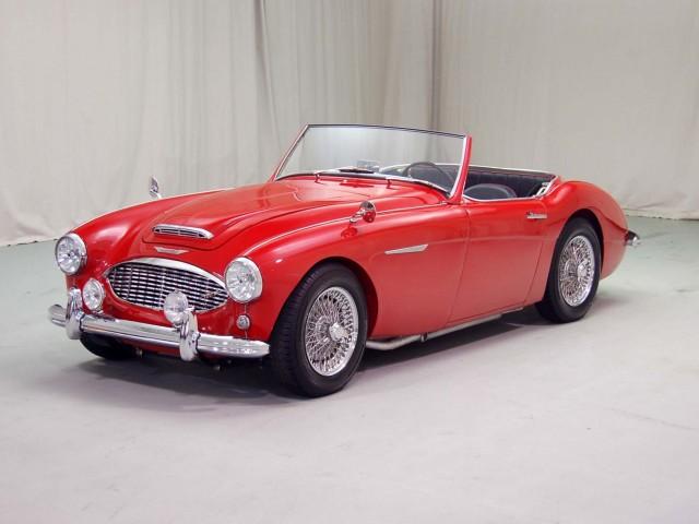 1957 Austin Healey 100-6 Classic Car For Sale | Buy 1957 Austin Healey 100-6 at Hyman LTD