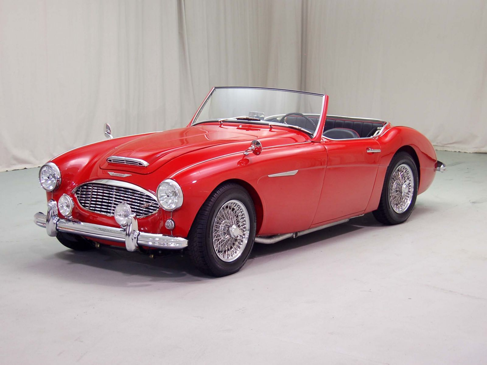 1957 Austin Healey 100-6 Classic Car For Sale | Buy 1957 Austin Healey 100-6 at Hyman LTD