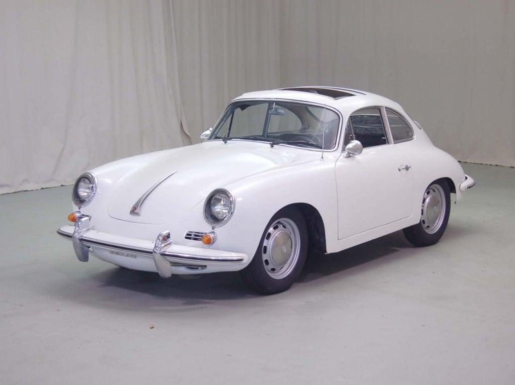 1964 Porsche 356 Classic Car For Sale | Buy 1964 Porsche 356 at Hyman LTD