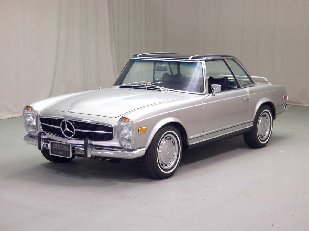 1971 Mercedes-Benz 280SL Classic Car For Sale | Buy 1971 Mercedes-Benz 280SL at Hyman LTD