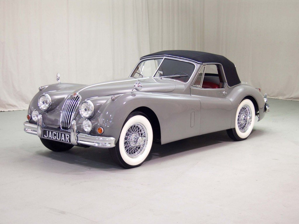 1955 Jaguar XK140 Classic Car For Sale | Buy  1955 Jaguar XK140 at Hyman LTD