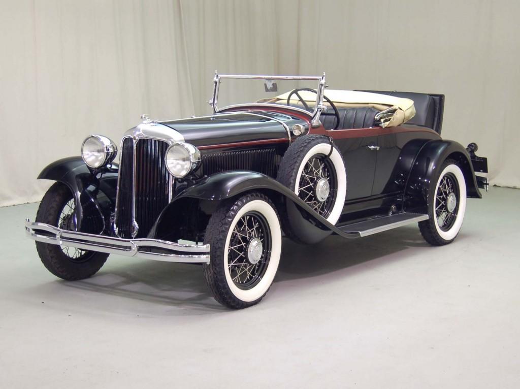 1931 Chrysler CM6 Classic Car For Sale | Buy 1931 Chrysler CM6 at Hyman LTD