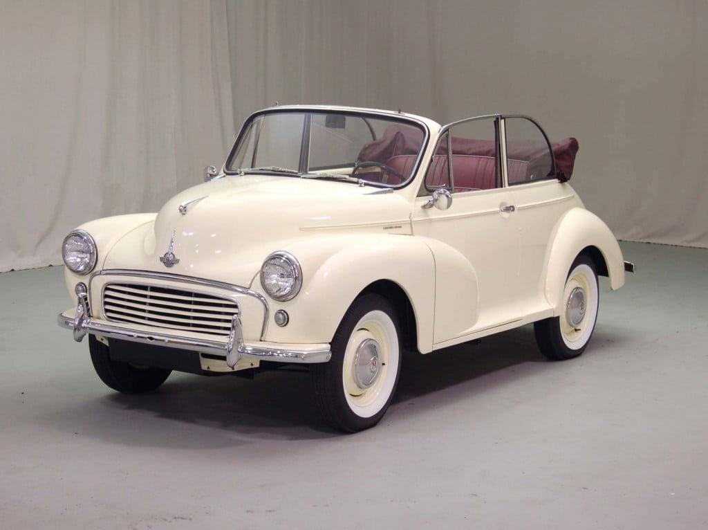 1958 Morris Minor Classic Car For Sale | Buy 1958 Morris Minor at Hyman LTD