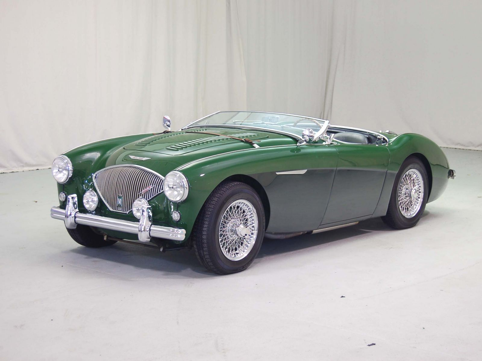 1956 Austin Healey 100-4 Classic Car For Sale | Buy  1956 Austin Healey 100-4 at Hyman LTD