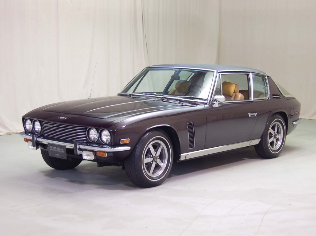 1972 Jensen Interceptor Classic Car For Sale | Buy 1972 Jensen Interceptor at Hyman LTD