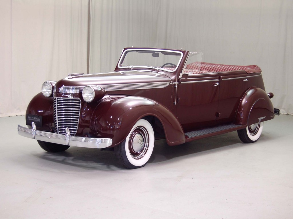 1937 Chrysler Imperial Classic Car For Sale | Buy 1937 Chrysler Imperial at Hyman LTD
