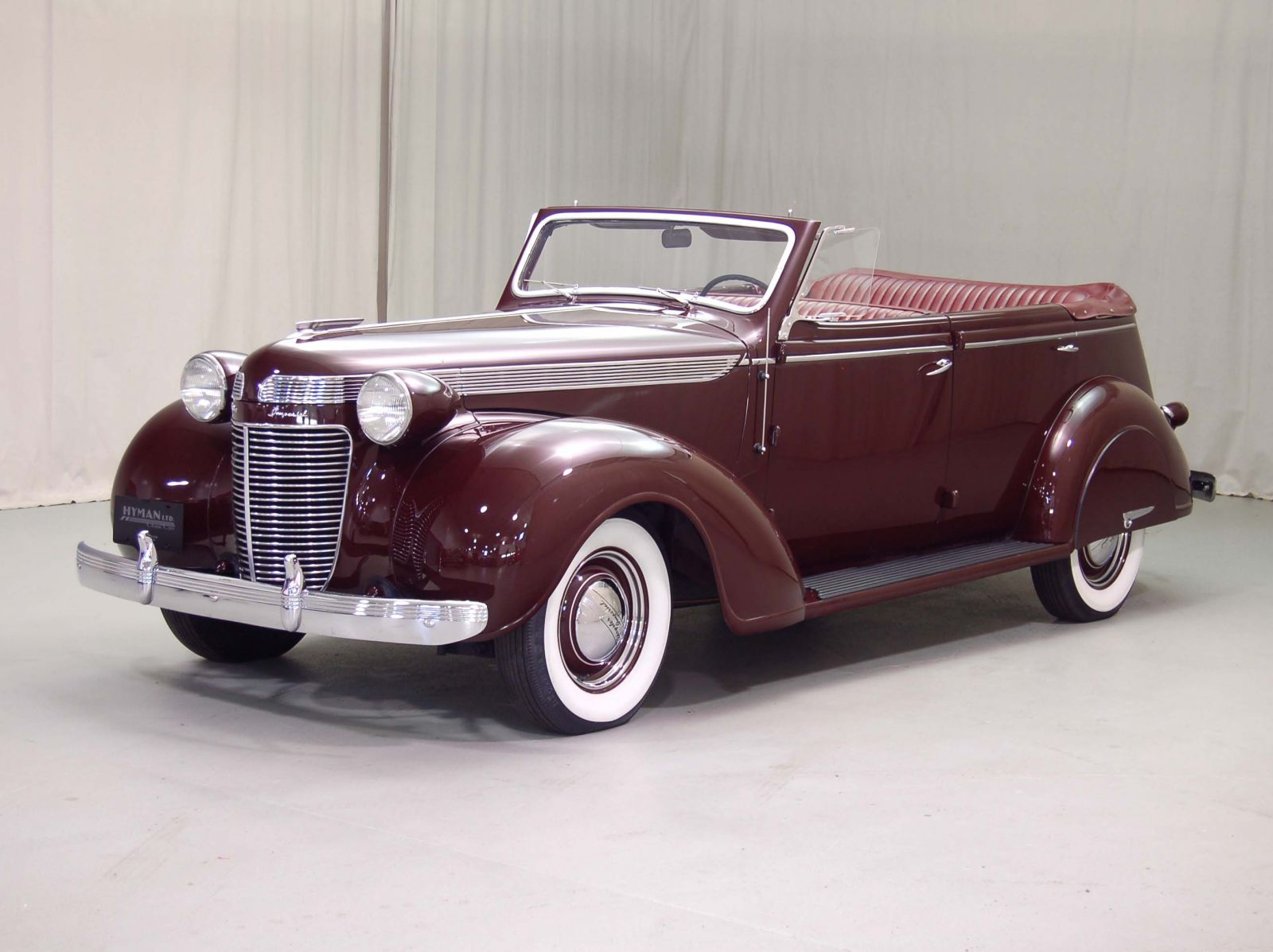Classic Car / Truck For Sale: 1937 Chrysler Imperial in ...  |1937 Chrysler Imperial