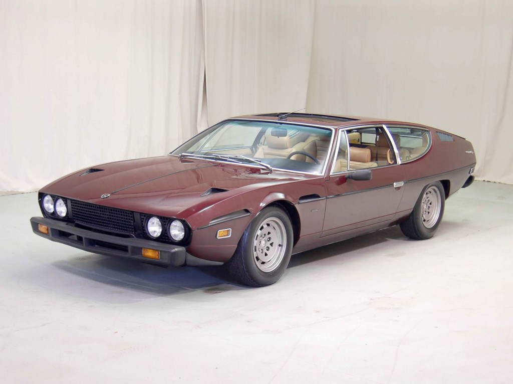 1974 Lamborghini Espada Classic Car For Sale | Buy 1974 Lamborghini Espada at Hyman LTD