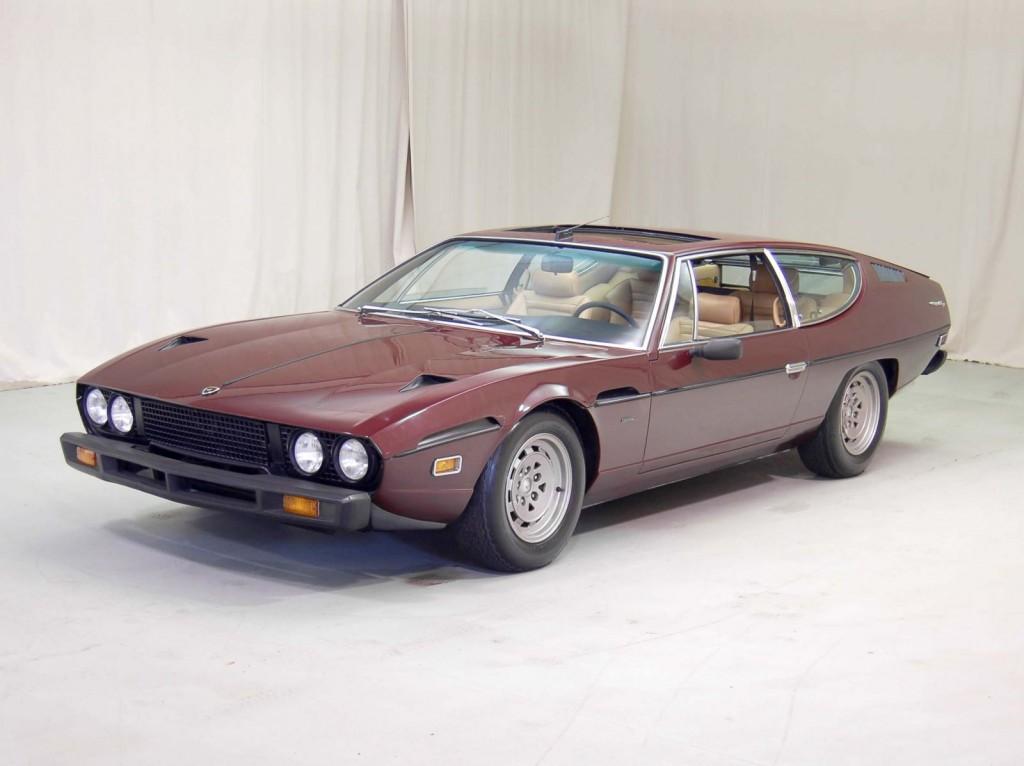 1974 Lamborghini Espada Classic Car For Sale | Buy 1974 Lamborghini Espada at Hyman LTD