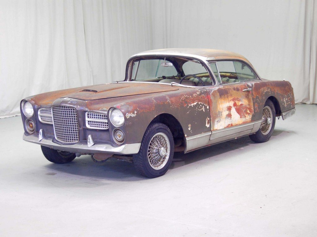 1960 Facel-Vega HK500 Classic Car For Sale | Buy 1960 Facel-Vega HK500 at Hyman LTD
