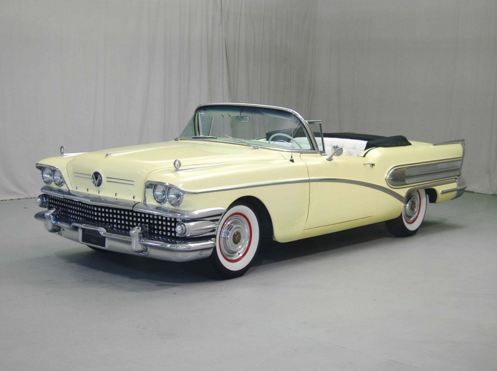 1958 Buick Special Classic Car For Sale | Buy 1958 Buick Special at Hyman LTD