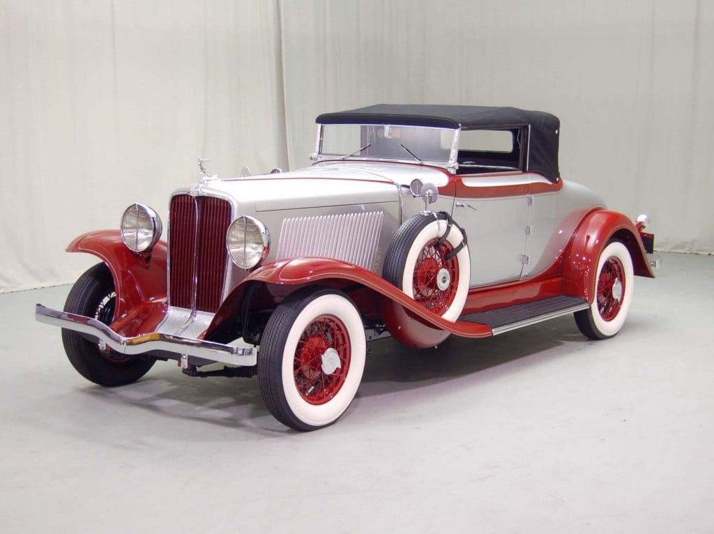 1932 Auburn B-100 Custom Classic Car For Sale | Buy 1932 Auburn B-100 Custom at Hyman LTD