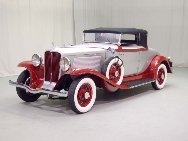 1932 Auburn B-100 Custom Classic Car For Sale | Buy 1932 Auburn B-100 Custom at Hyman LTD