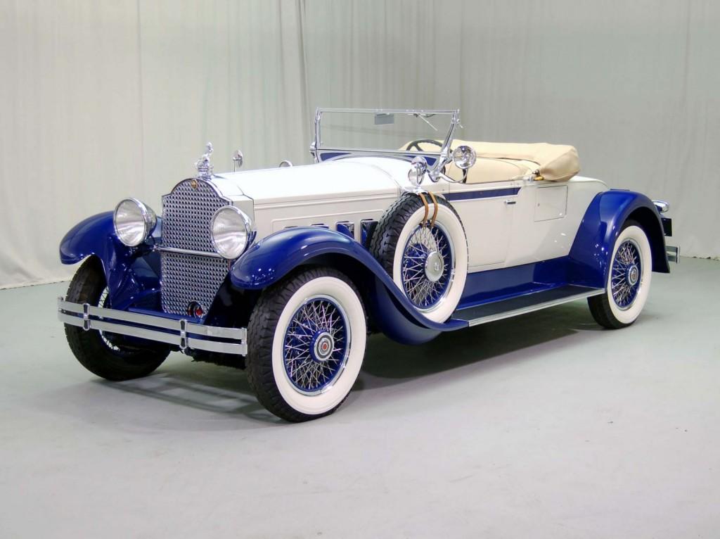 1929 Packard 640 Custom Eight Classic Car For Sale | Buy 1929 Packard 640 Custom Eight at Hyman LTD