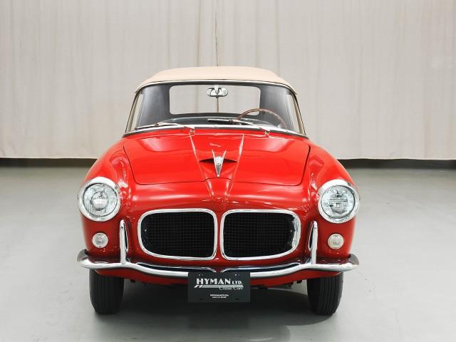 1958 Fiat 1100 Tv Convertible Hyman Ltd Classic Cars