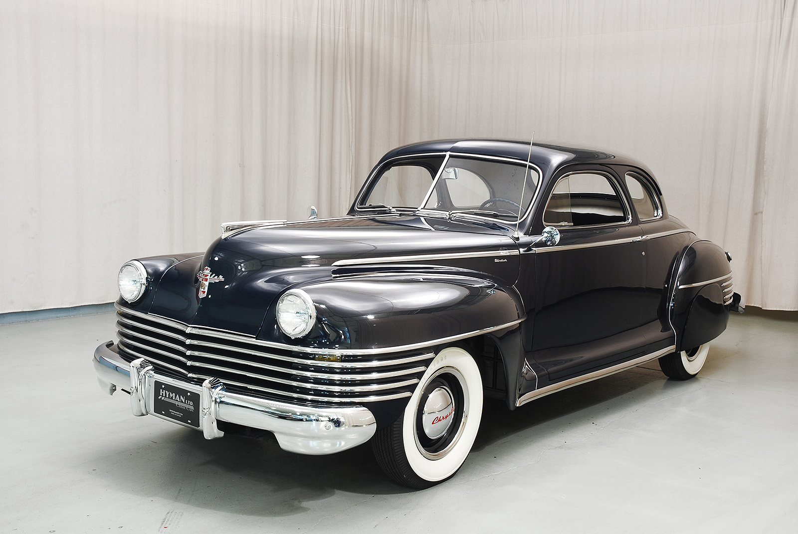1942 Chrysler Windsor Coupe | Hyman Ltd. Classic Cars