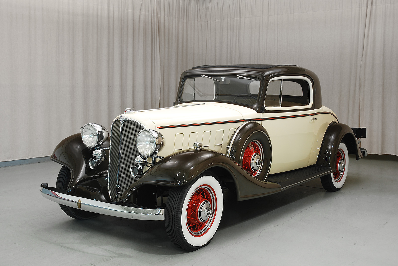 Sport Cars For Sale >> 1933 Buick Series 60 Sport Coupe | Hyman Ltd. Classic Cars