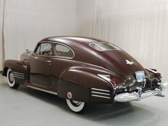 1941 Cadillac Series 61 Sedanette Hyman Ltd