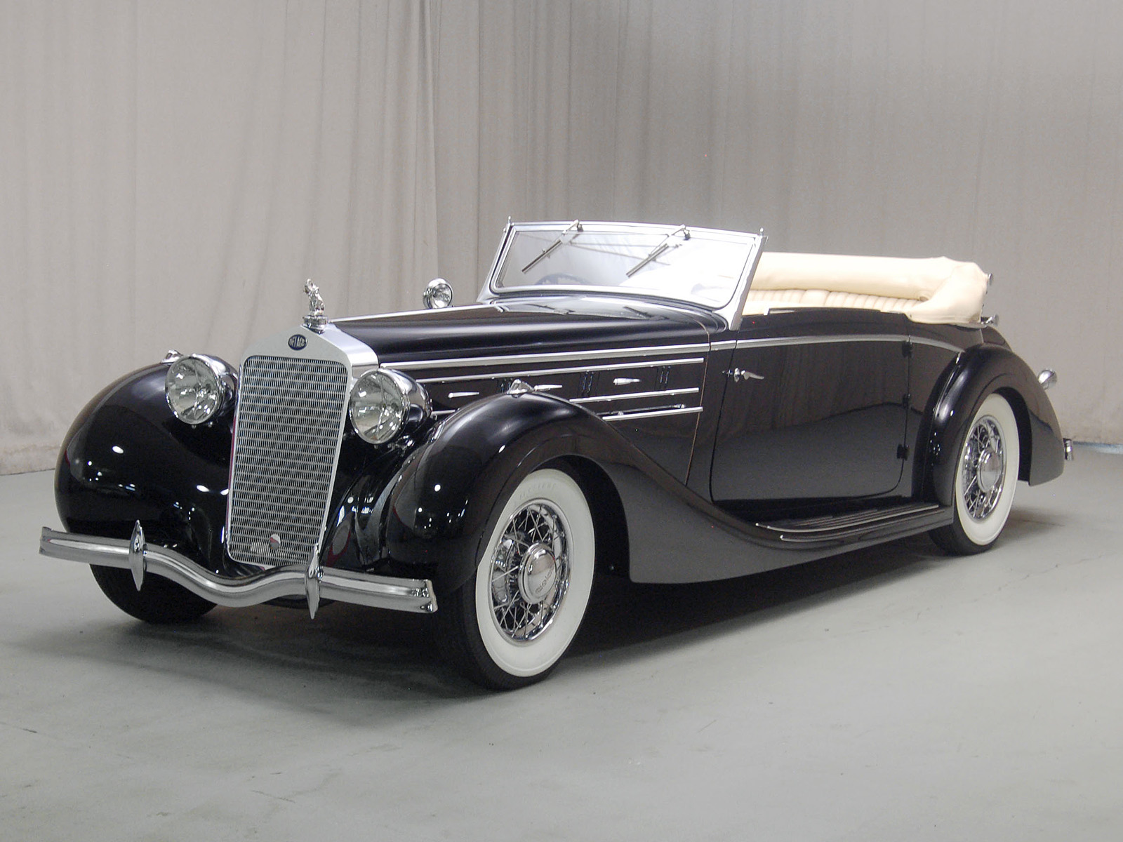 1936 delage d8 120 cabriolet grand sport hyman ltd