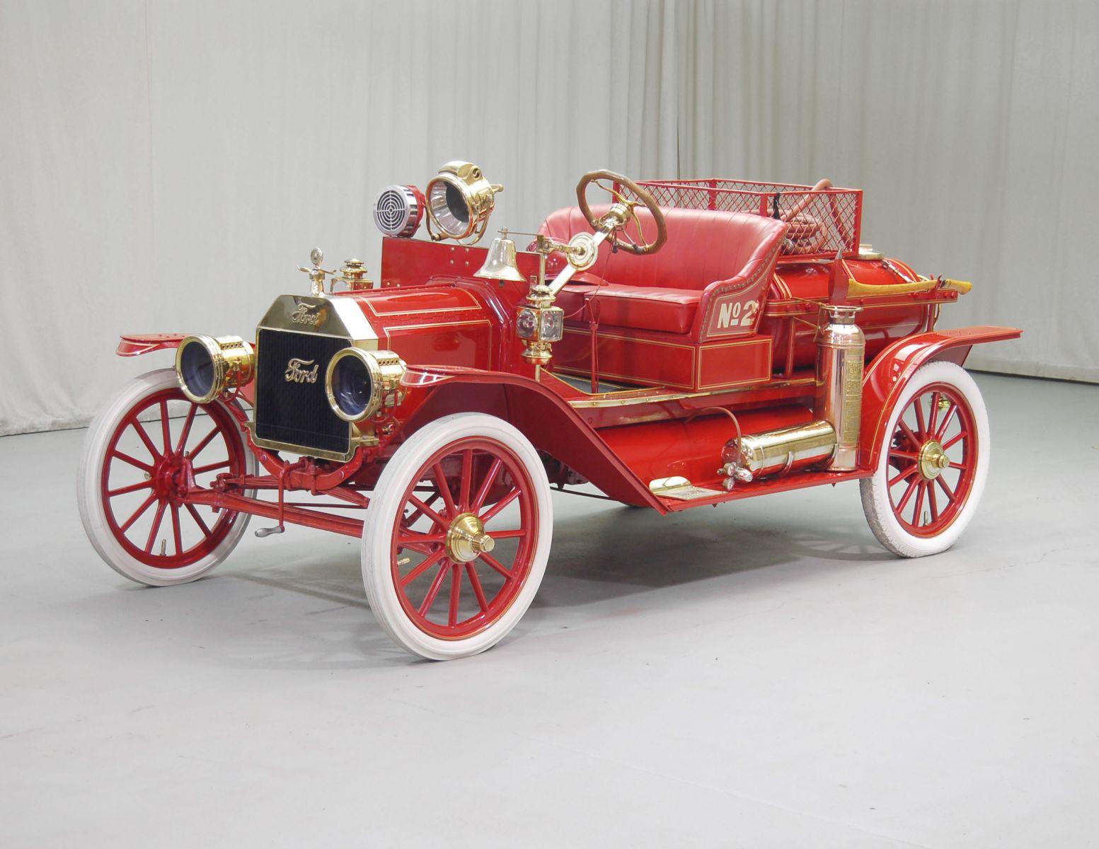 1910 Ford Model T Firetruck |