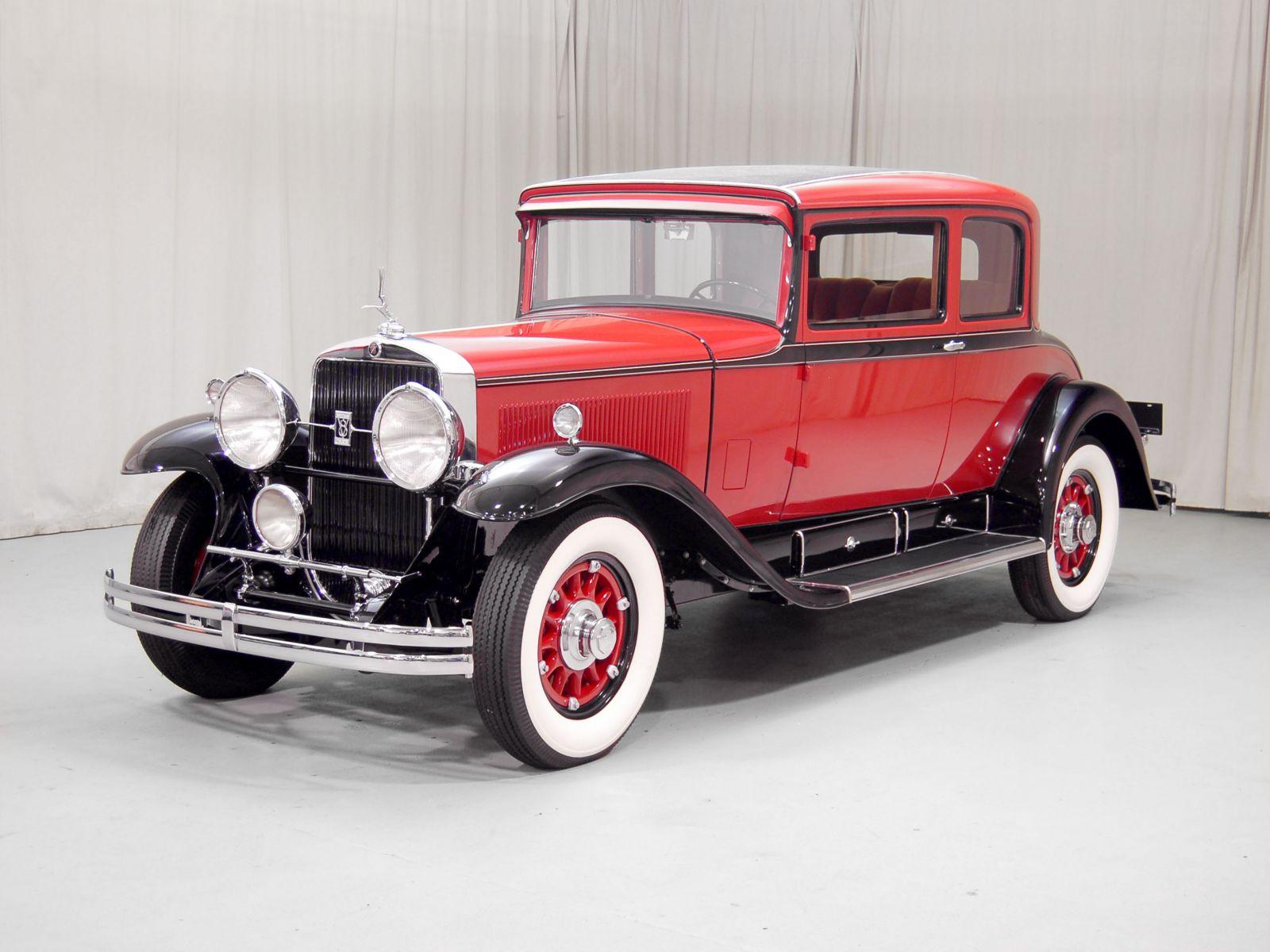 1930 Cadillac 353 Coupe | Hyman Ltd. Classic Cars