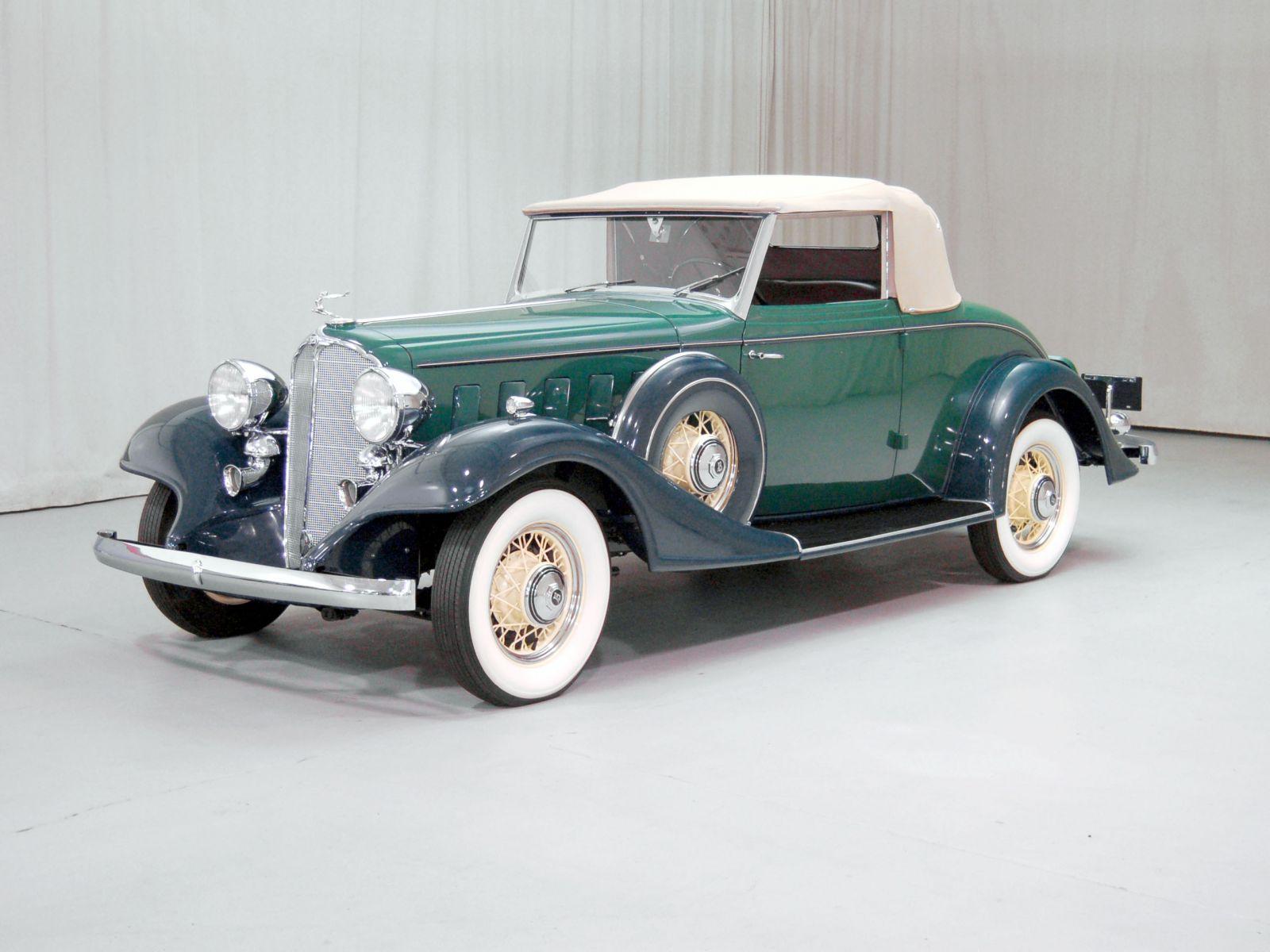 1933 Buick Convertible Hyman Ltd Classic Cars