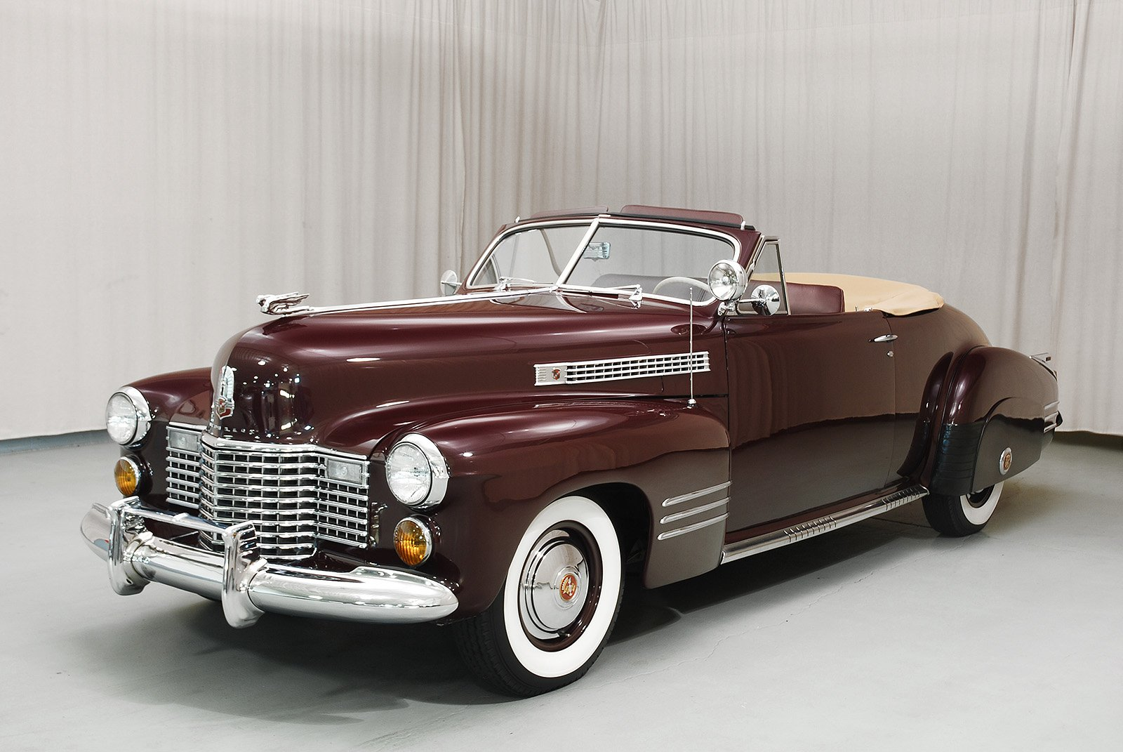 Buying Selling Cars >> 1941 Cadillac Series 62 Convertible Coupe