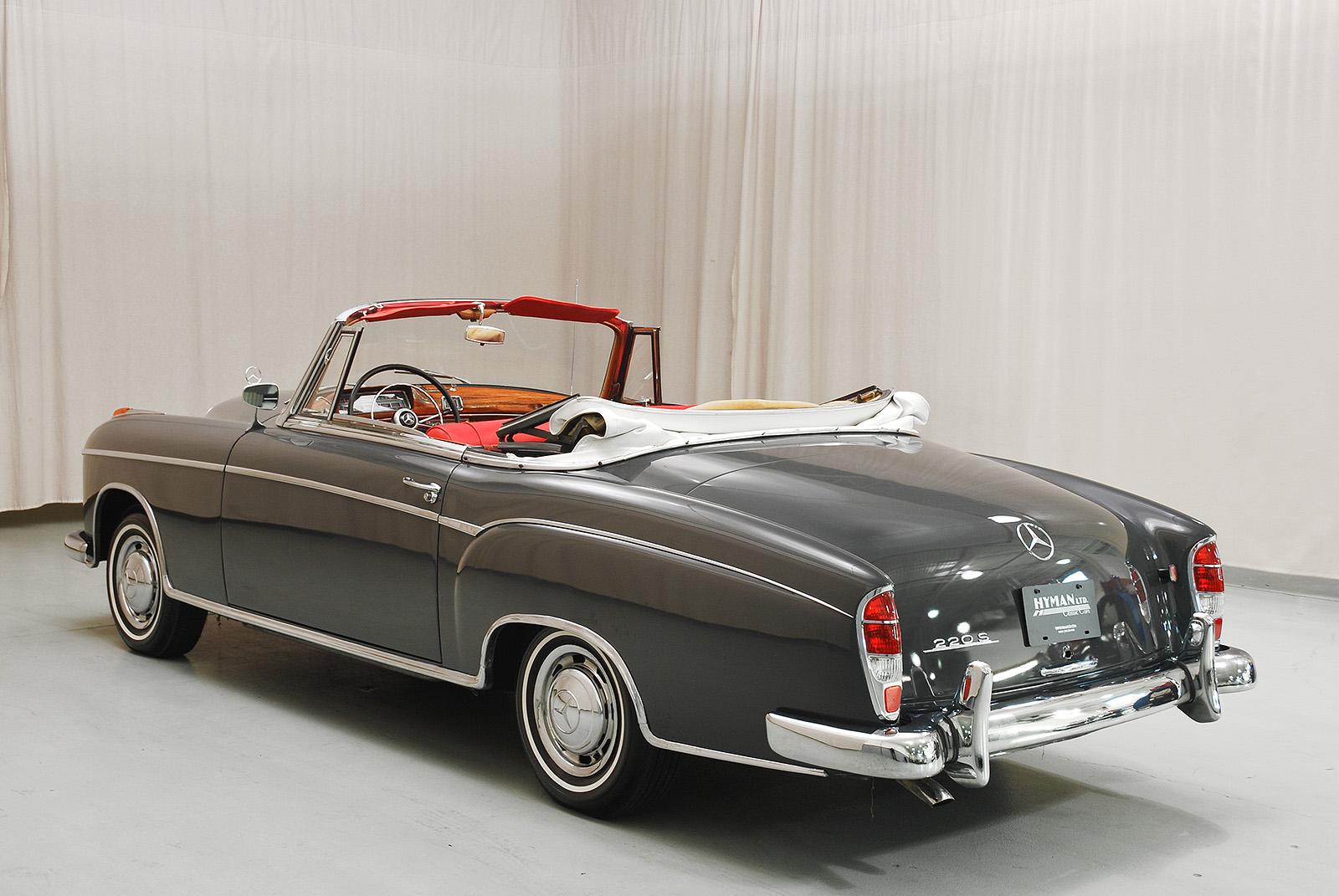 1959 Mercedes-Benz 220S Convertible | Hyman Ltd.