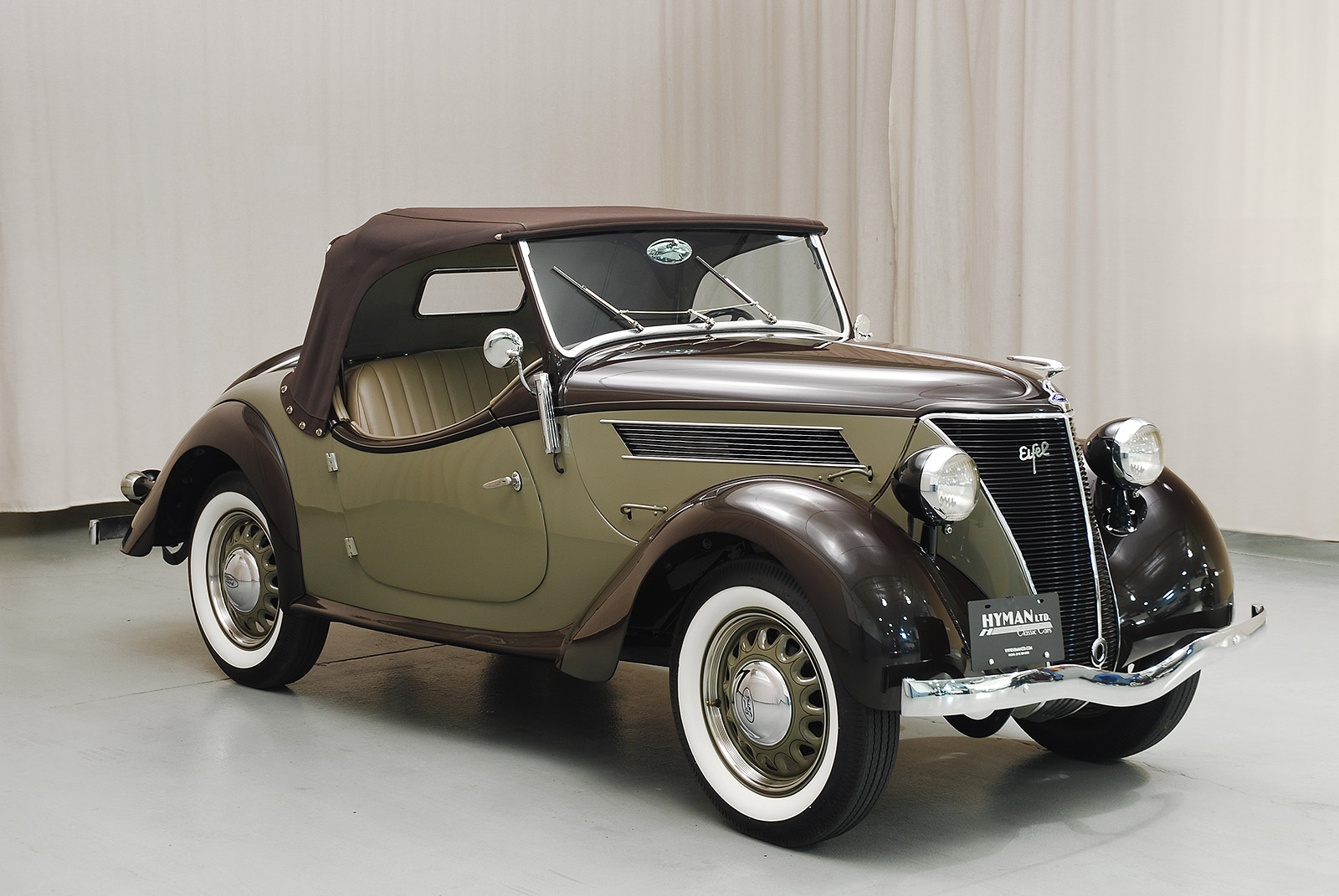 1937 Ford Eifel Roadster | Hyman Ltd. Classic Cars