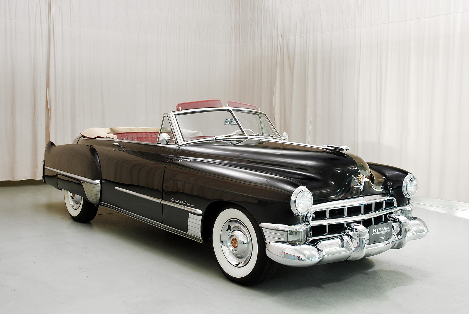 1949 Cadillac Series 62 Convertible Hyman Ltd Classic Cars