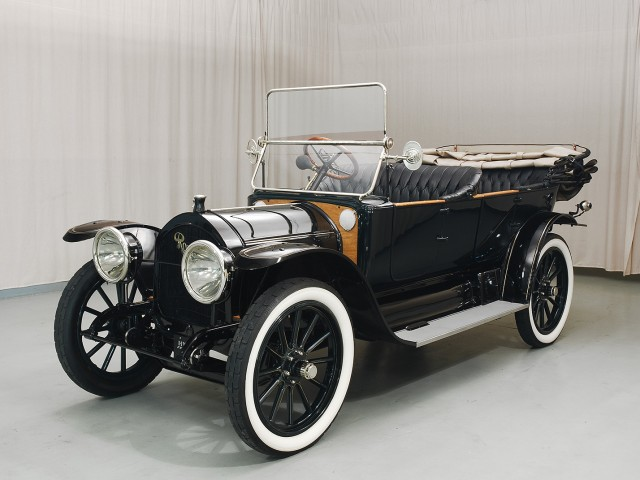 1913 Rambler Model 83 Cross Country Touring Hyman Ltd