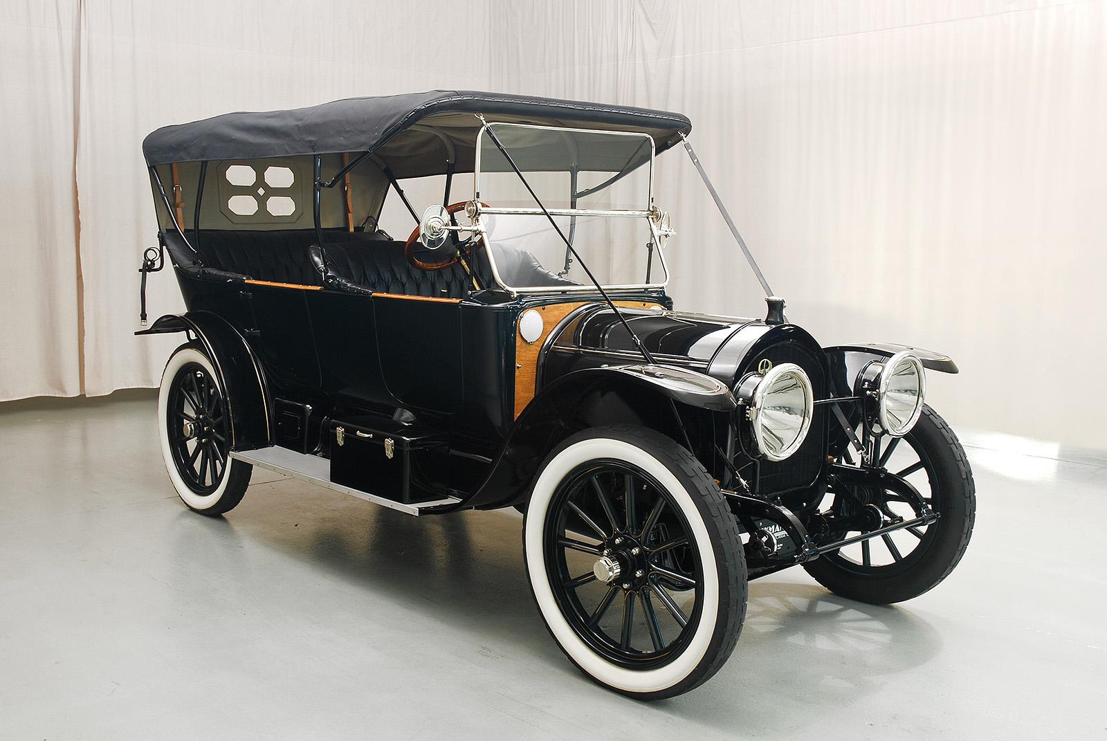 1913 Rambler Model 83 Cross Country Touring Hyman Ltd